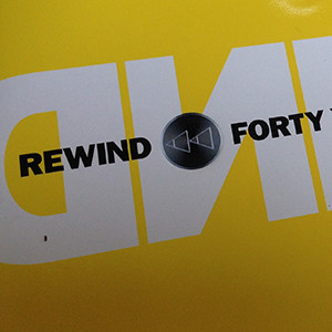 Jeremy Myerson and Graham Vicker - Rewind - 40 Years of Design and Advertisings