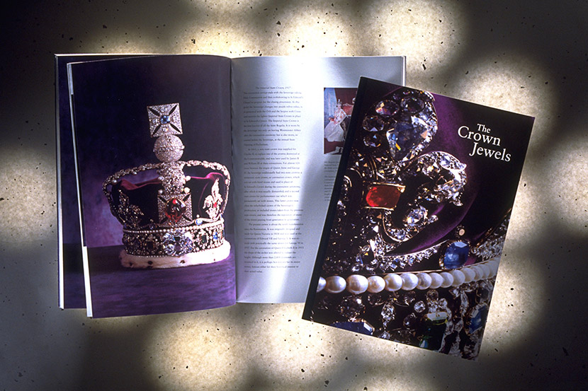 Historic Royal Palaces - Crown Jewels Souvenir Guide