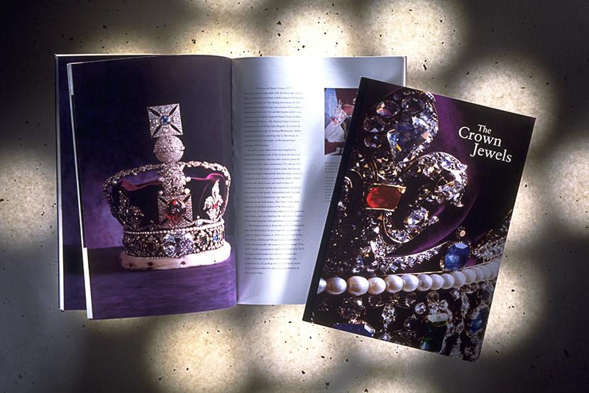 Historic Royal Palaces - Crown Jewels Souvenir Guide