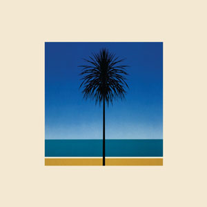 Metronomy's English Riviera showing the famous English Riviera palm trees