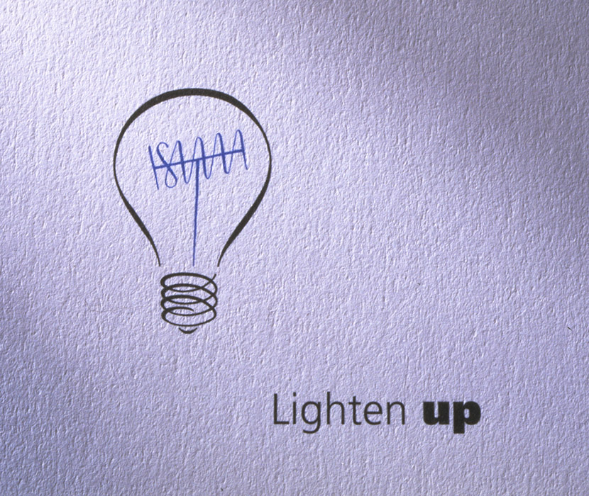lighten up logo