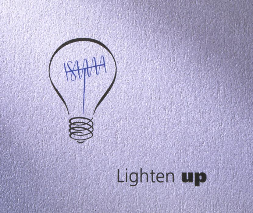 lighten up logo