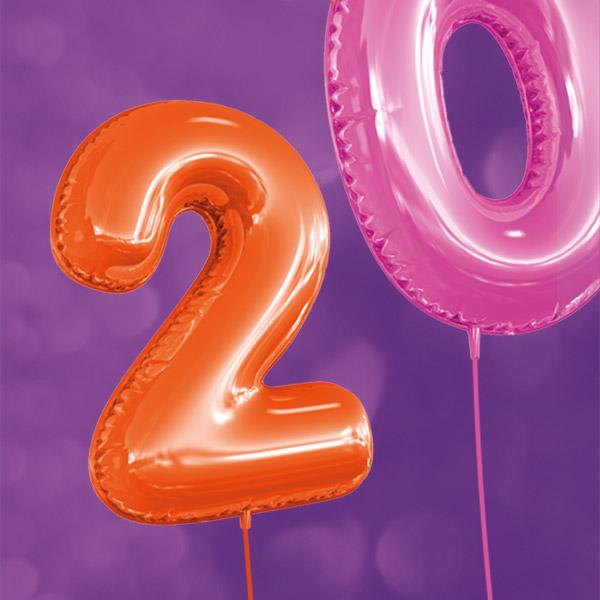 Home-Start 20th Anniversary