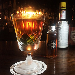 Beta Testing Asterley Brothers amaro with Nate Brown at Merchant House