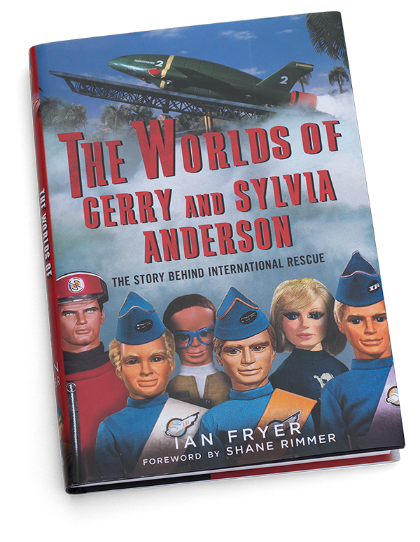 Gerry and Sylvia Anderson's International Rescue to the rescue