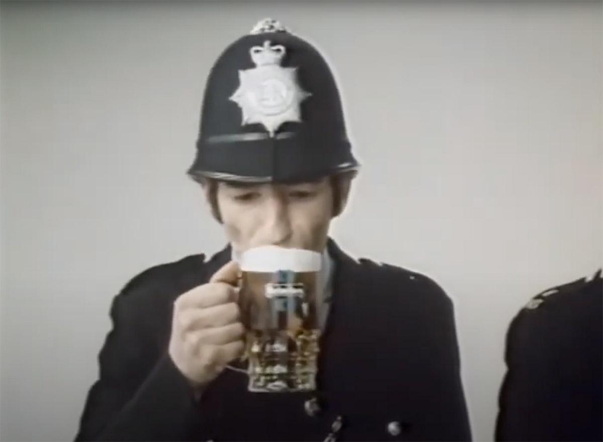 Heineken, Policemen's Feet